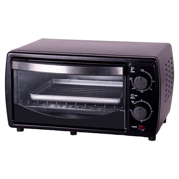 Sütő COMELEC 224221 1000W 10 L Fekete