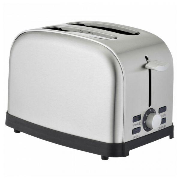Kenyérpirító COMELEC TP1724 Inox 1000W Fehér