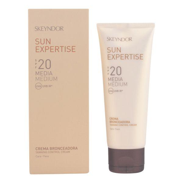Preparat za porjavitev Sun Expertise Skeyndor Spf 20 (75 ml)