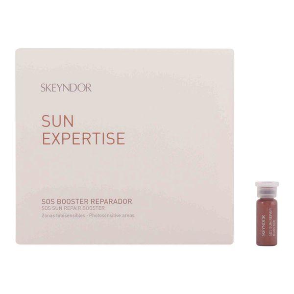 Balzam za obnovitev kože za obraz Sun Expertise Skeyndor (12 x 2 ml)