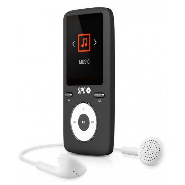 Reproductor-MP4-SPC-Pure-Sound-Colour-2-8-GB-Negro