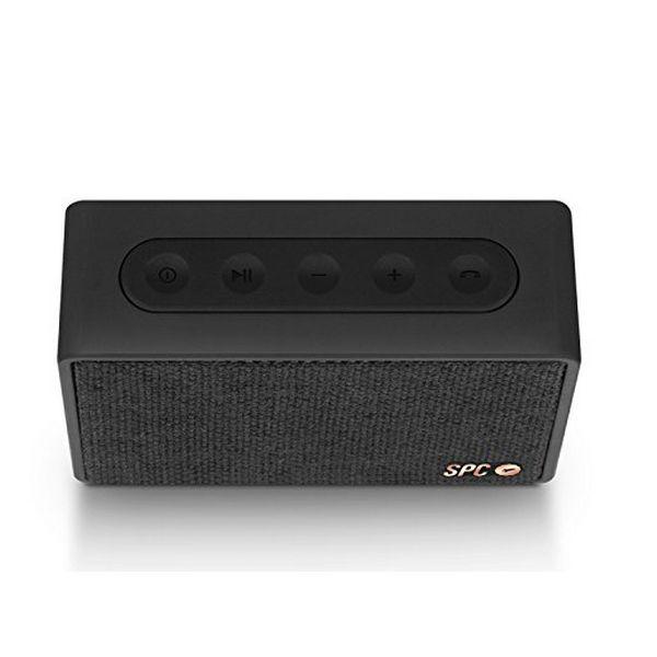 Altoparlante Bluetooth SPC 4410N ONE 2.1 + EDR 4W Nero Auricolare 8436542854467  02_S0209658