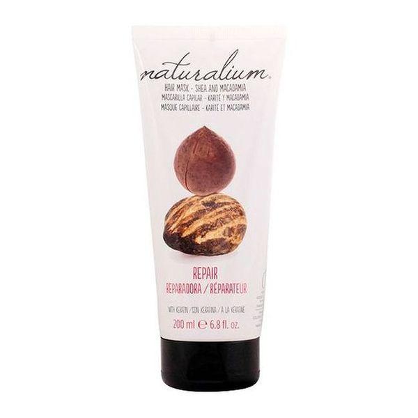 Maska Shea & Macadamia Naturalium (200 ml)