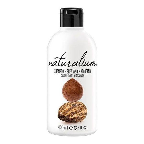 Šampon Shea & Macadamia Naturalium (400 ml)