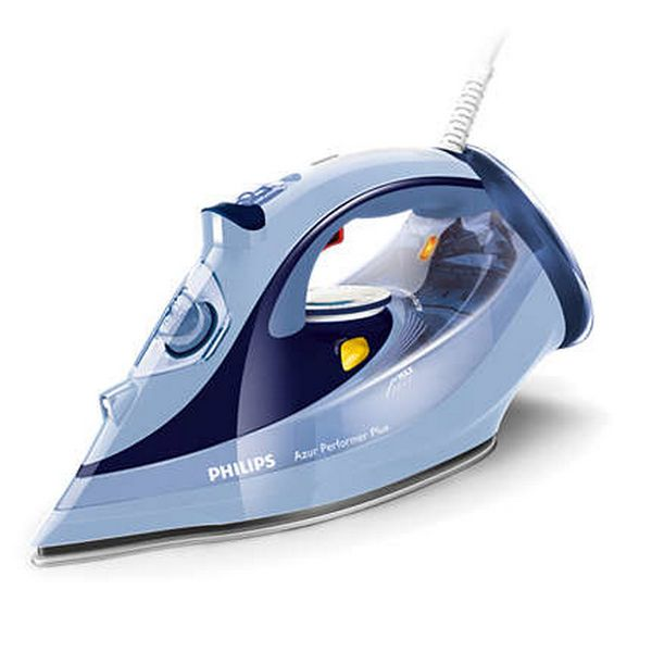 Philips Azur Performer Plus GC4526/20 Steam 2600W Blue iron