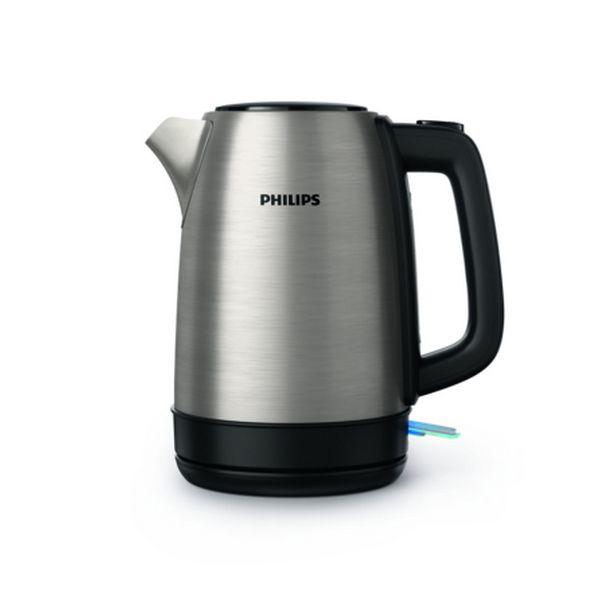 Grelnik Vode Philips Hervidor HD9350/90 2200W 0,75 L Inox Jeklo