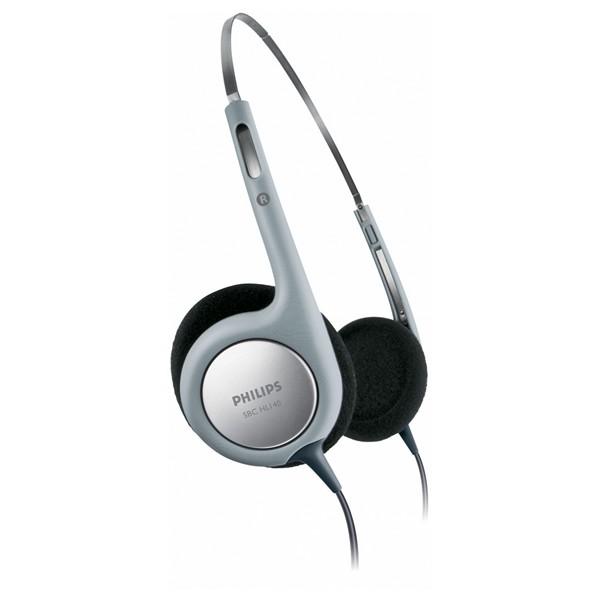 Auriculares Philips SBCHL140/10 96 dB Diadema Gris