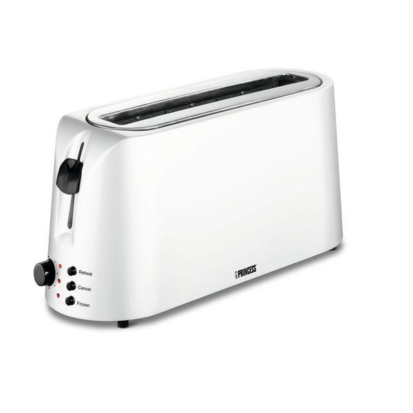 Kenyérpirító Princess 142330 Cool White 1000W Fehér