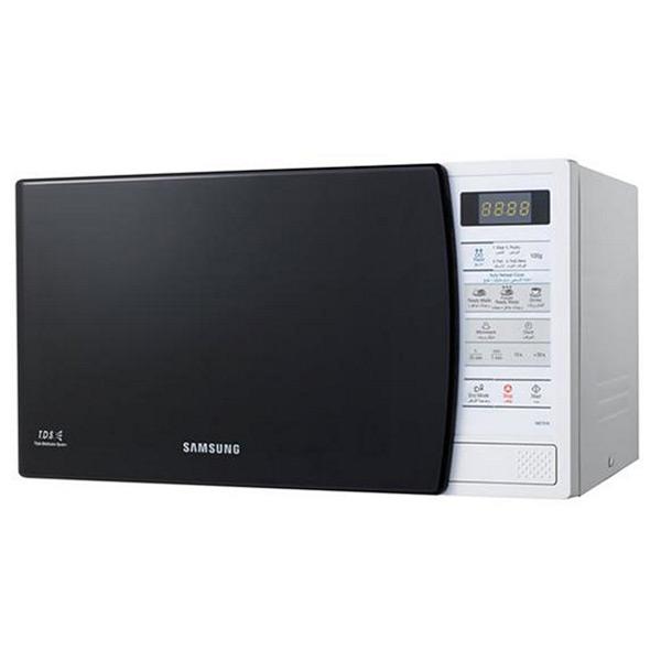 Mikrohullámú Samsung ME731K 20 L 800W Fekete Fehér