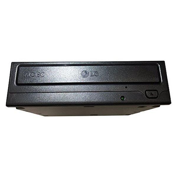 LG GH24NSD1 DVD-RW Notranja 24x SATA Črna OEM