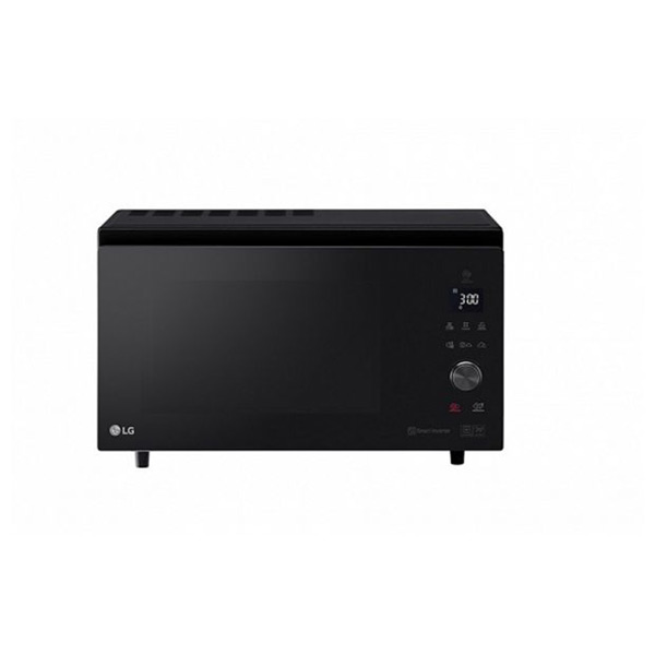 Mikrohullámú Sütő Grillsütővel LG MJ3965BPS 39 L 1200W Fekete