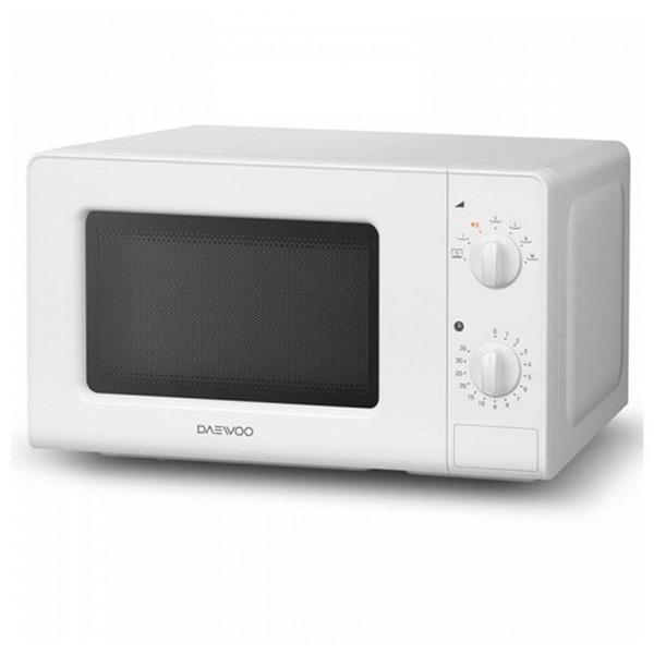 Mikrohullámú Daewoo KOR-6F07 20 L 700W Fehér