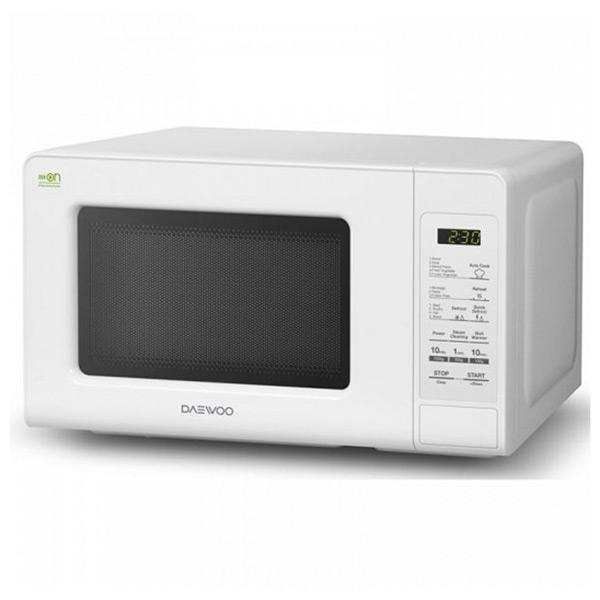 Mikrohullámú Daewoo KOR-6F0BDUO 20 L 700W Fehér