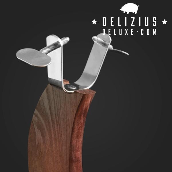 Soporte Jamonero Senior Delizius Deluxe (2)