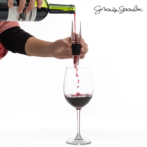 Aireador de Vino Refined Summum Sommelier (1)