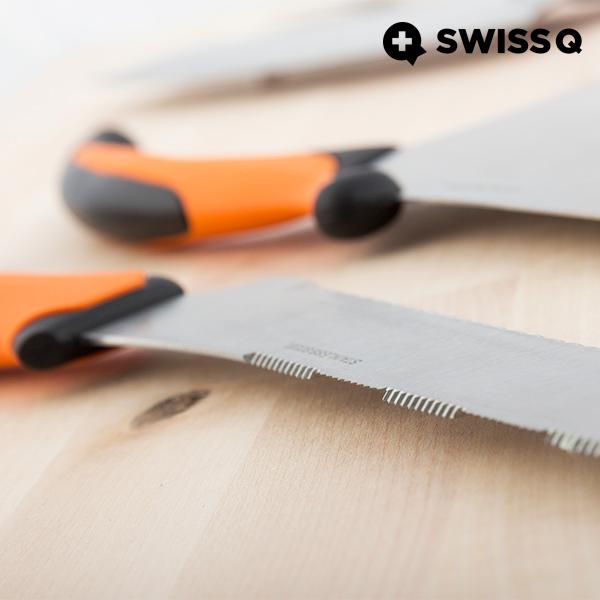 Swiss Q Ergo Késkészlet (10 darabos)