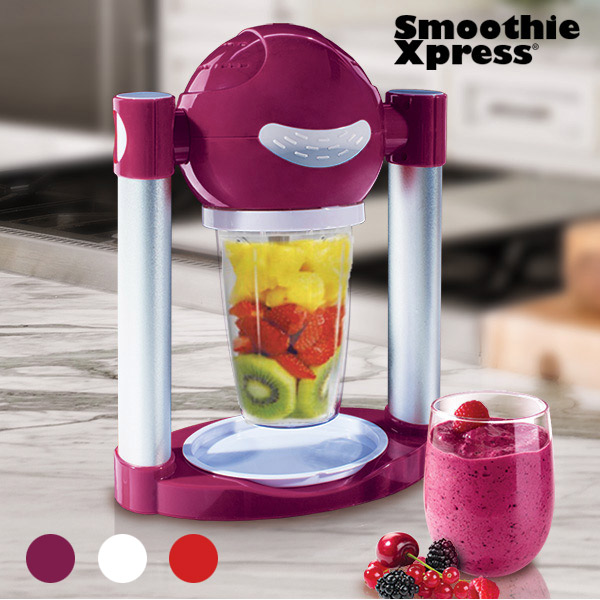 Batidora Smoothie Xpress Rojo B1505128