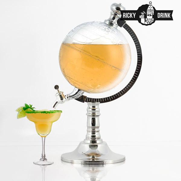 Dispenser di Bibite Ricky Drink Globe 4899888108368  02_B1515113