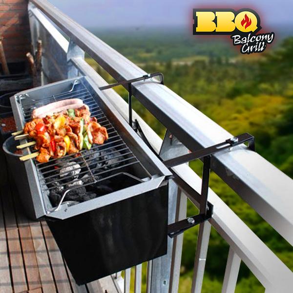 Balkonski Žar Na Oglje BBQ Quick