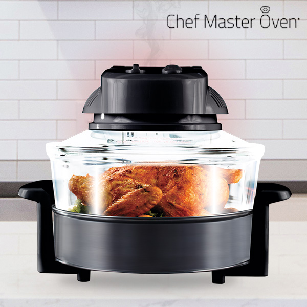 Horno de Conveccion Chef Master Kitchen B1540111