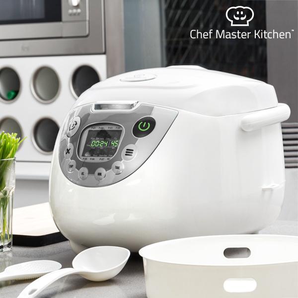 Večnamenski Kuhinjski Robot Chef Master