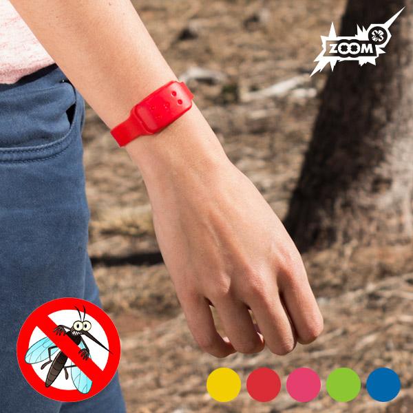 Zapestnice proti komarjem ZOOM - Rumena