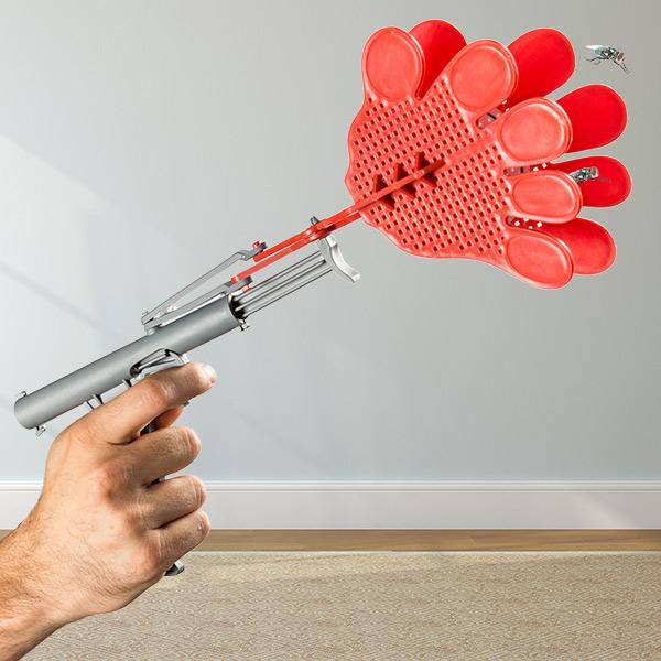 Pistola Matamoscas Manos Adventure Goods -  - ebay.es