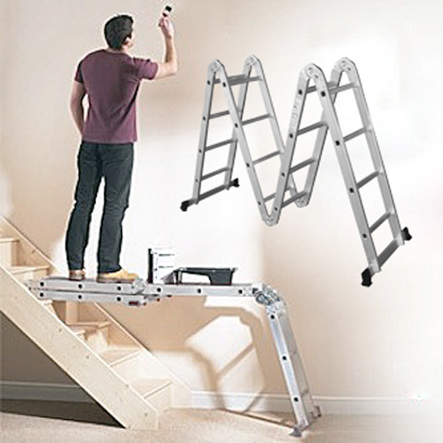 Escalera Plegable Multiposiciones D1510137