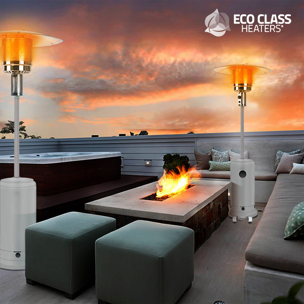 Calorifero a Gas da Esterno Eco Class Heaters GH 12000W  4899888106272  02_D2005129