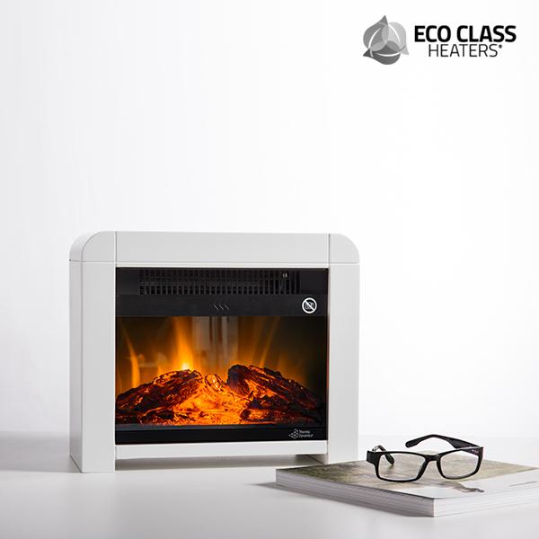 Eco Class Heaters EF 1200W Elektromos Micathermic Kandalló