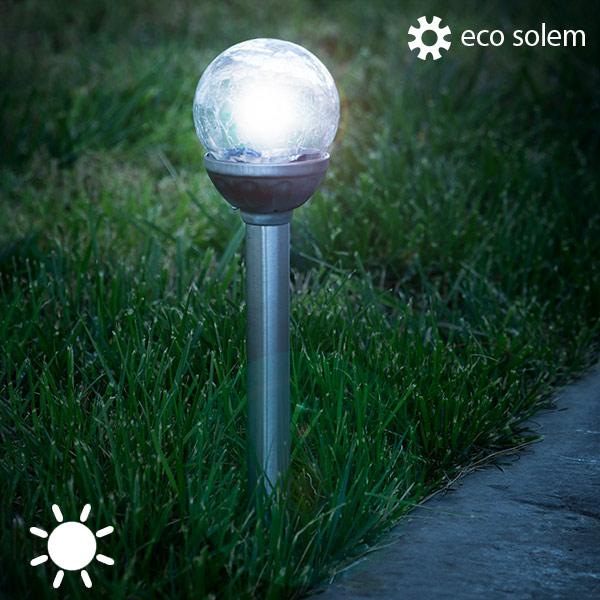 Eco Solem Napelemes Lámpa
