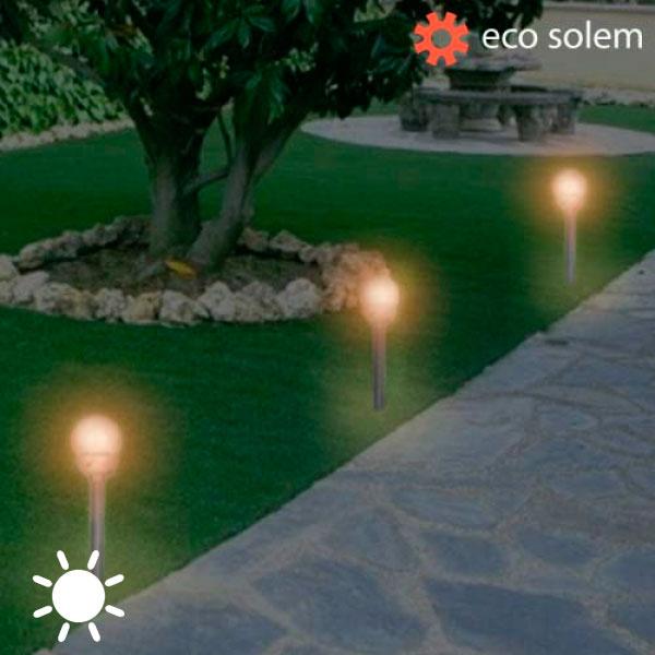 Eco Solem Solarna Svetilka