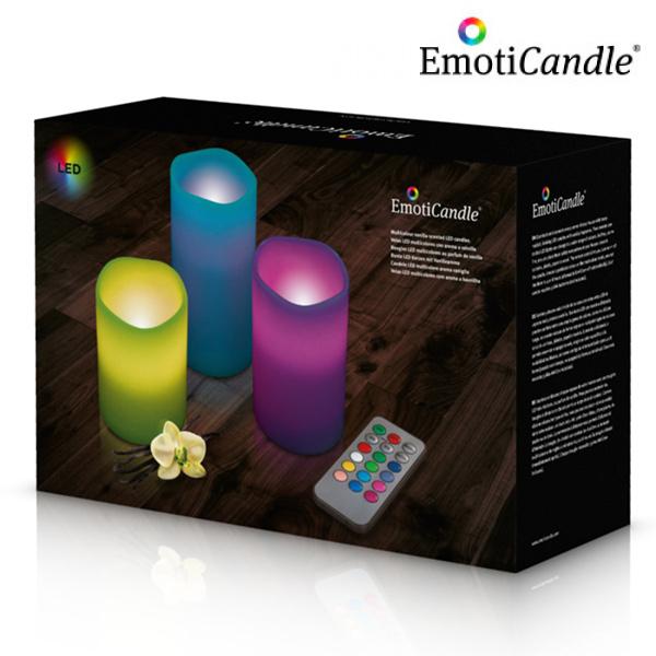 EmotiCandle LED Svečke (paket 3)