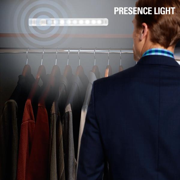 Presence Light LED Fénycső Mozgásérzékelővel