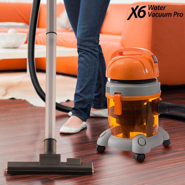 Sesalnik X6 Water Vacuum Pro