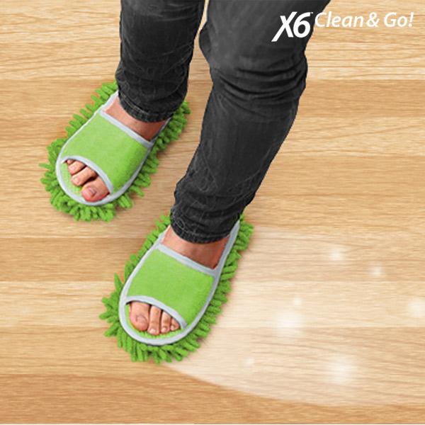 Zapatillas Mopa X6 Clean & Go! D3520110