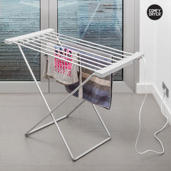 Tendedero Eléctrico Comfy Dryer Max (8 Barras) -  - ebay.es