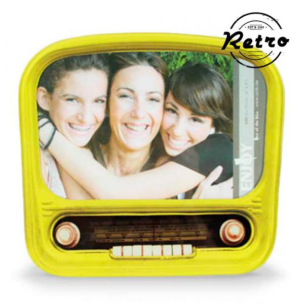 Nostalgični Radio Okvir za Slike