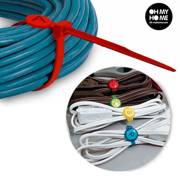 Kábelkötegelő (6 darabos csomag)