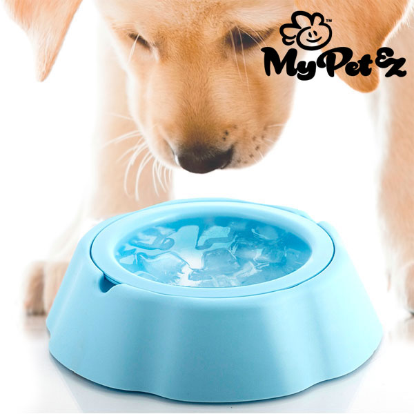 Posoda za Vodo za Hišne Ljubljenčke My Pet Frosty Bowl