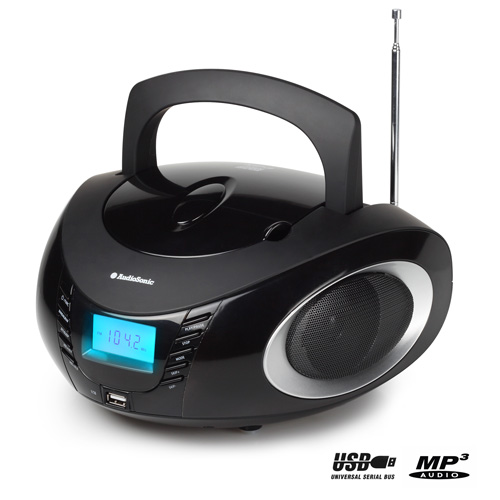 Radio AudioSonic CD1594 CD MP3 USB  7569000764969  02_I3510128