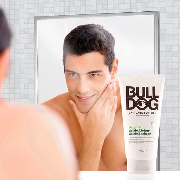 Negovalni Set za Moške Bull Dog
