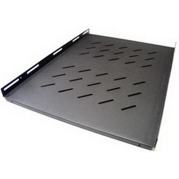 "Fiksni pladenj za stenske omarice za strežnike Monolyth 3012002 600 mm 19"""
