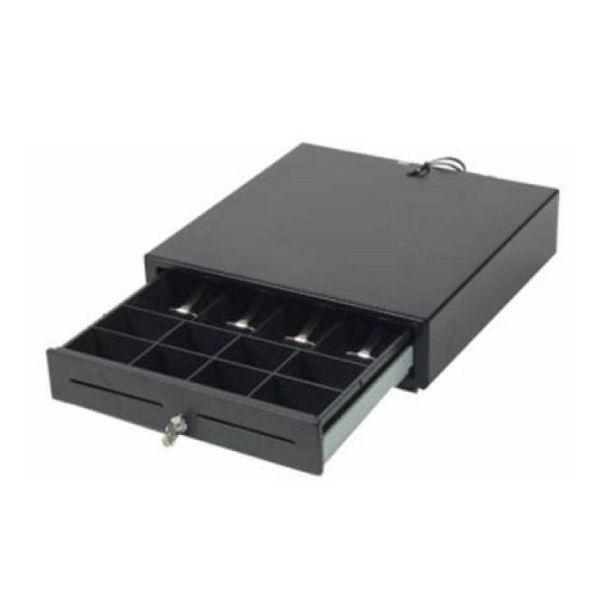 Mustek Cassetto Portamonete Mustek 410A2-194 41 cm Nero