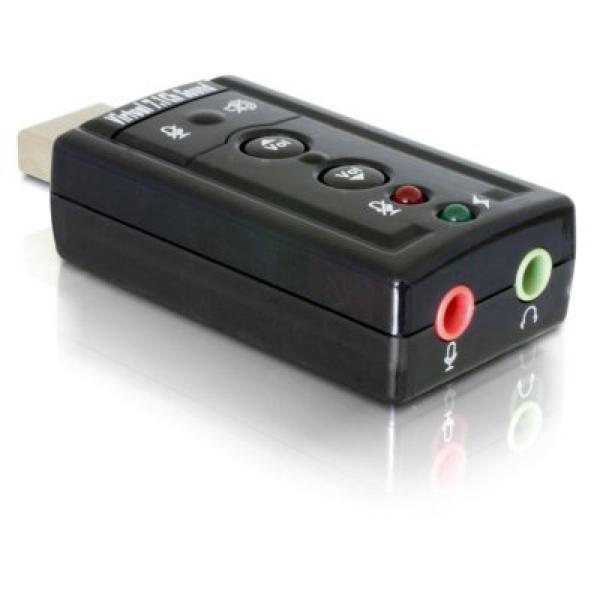DELOCK Adapter zvoka USB 7.1