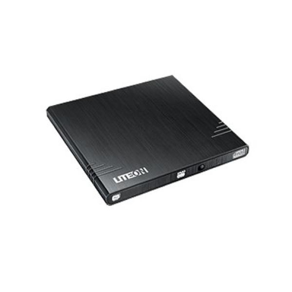 Lite-On DVD-RW eBAU108-01 Ultra-Slim Črni USB