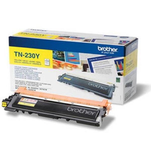 BROTHER_TN-230Y_Toner_Rumeni_HL3040/3070