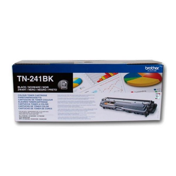 BROTHER TN241BK Toner Črni HL-3170CDW
