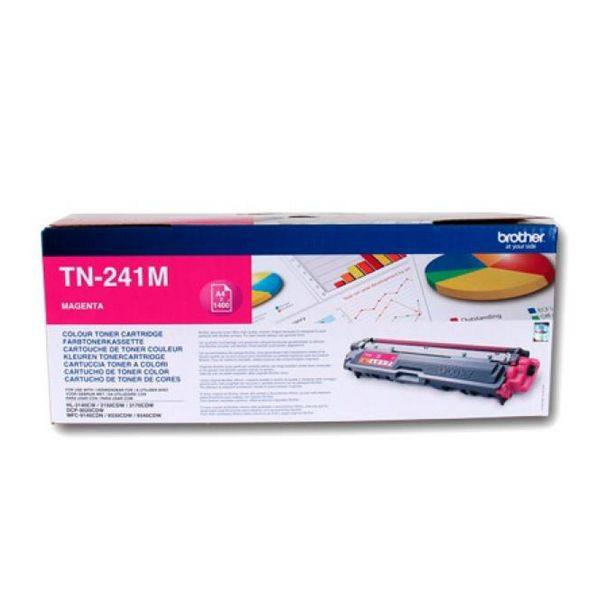 BROTHER  TN241M Toner Magenta  HL-3170CDW