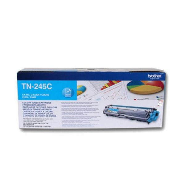 BROTHER TN245C Toner Cyan  HL3170CDW 2.200 strani